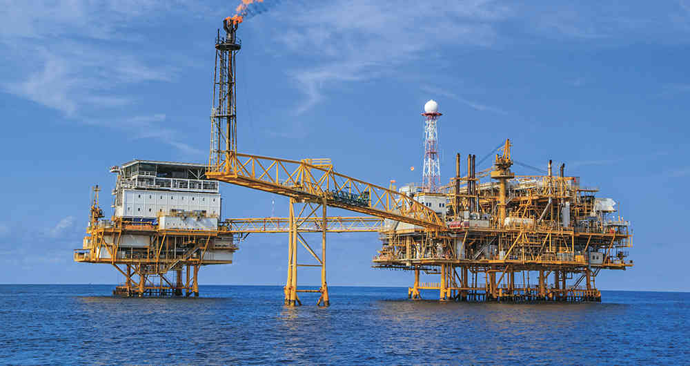 Colombia Offshore Gas
